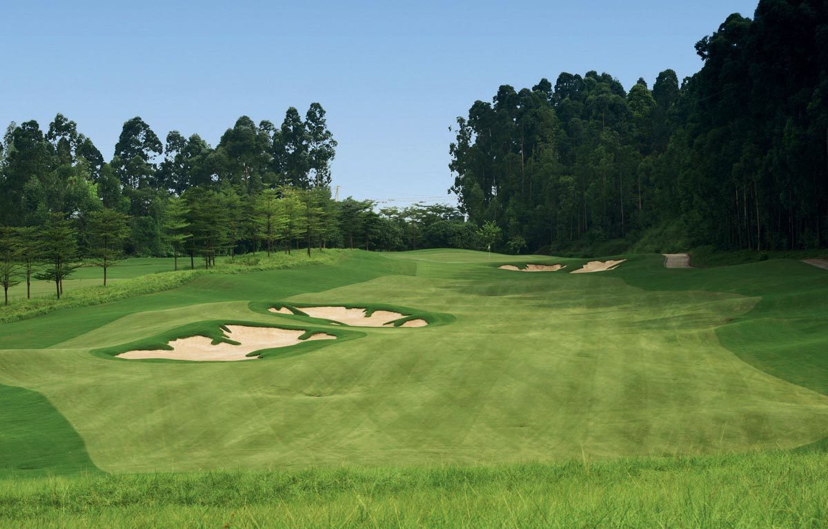 Foshan Golf Club - mainland China