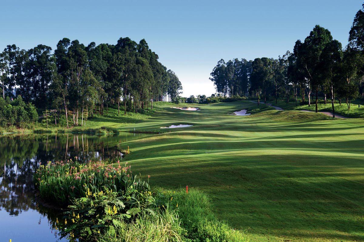Foshan Golf Club - Foshan Rises