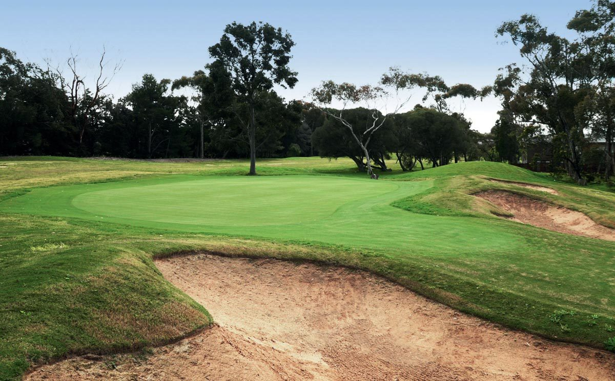 New Life for Old-10 - Redeveloped Par-3 Course